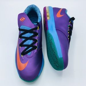"Nike KD 6 GS ""Rugrats""  size 6y"